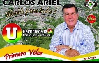 CARLOS ARIEL SERRANO