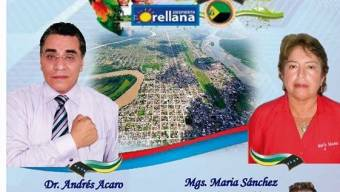 Andres Acaro y Maria Sanchez