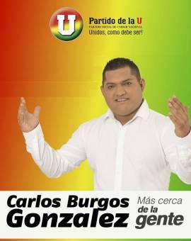 Carlos Burgos Gonzalez