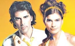 SE DICE AMOR (2005-2006) con Millie Stegman.Quedo como heroína después de irse Eugenia