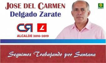 José del Carmen Delgado Zárate
