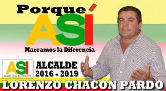 Lorenzo Chacon Pardo