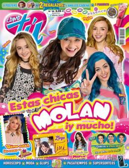 Revista Como Tu, donde salgo yo en la portada!
