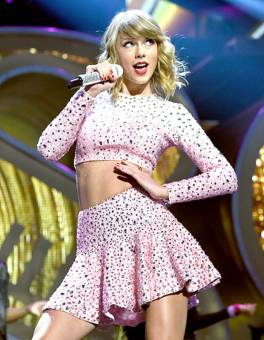 Mi ídola es Taylor Swift! Ella es la mejor :D