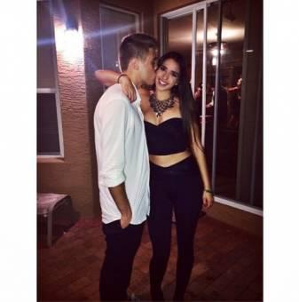 Foto 14 ❤ Yo y mi hermoso novio ❤