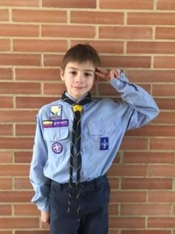 Tomás - Scout