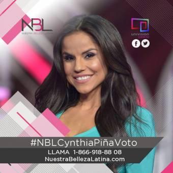 Cynthia Piña - MEXICO
