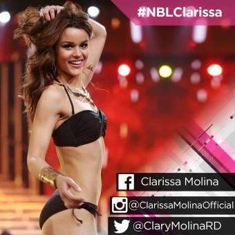 Clarissa Molina - REPUBLICA DOMINICANA