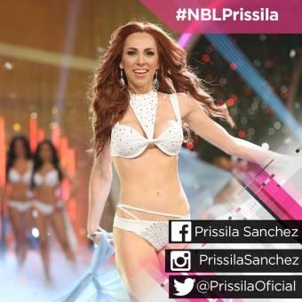 Prissila Sanchez - MEXICO
