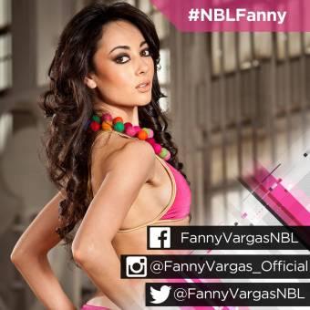 Fanny Vargas - MEXICO