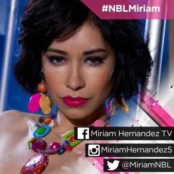Miriam Hernandez - MEXICO