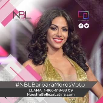 Barbara Moros - VENEZUELA