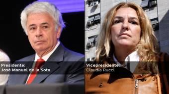 Juan Manuel de La Sota - Claudia Rucci (P. Justicialista)