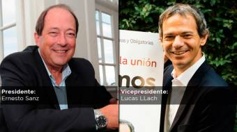 Ernesto Sanz - Lucas Llach (Cambiemos)