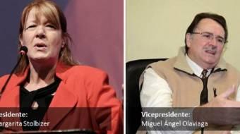 Margarita Stolbizer - Miguel Angel Olaviaga (Frente Amplio Progresista)
