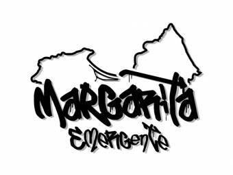 Logo #1 Margarita Emergente - Artista (Adrian Martinez)