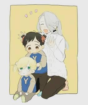 yuri,yurio,viktor