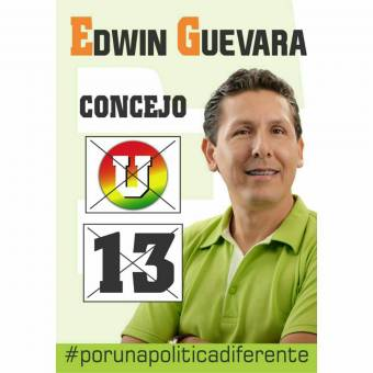 Edwin Guevara Valencia