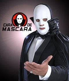 cara de mascara
