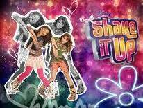 Por salir en shake it up