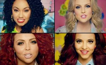 Esta es la cuarta cancion del disco de Little Mix,Dna..