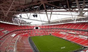 Wembley ( Inglaterra - Arsenal FC - Chelsea FC - Tottenham FC )