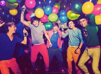 Esta es la quinta cancion del disco de 1D,Up All Night..