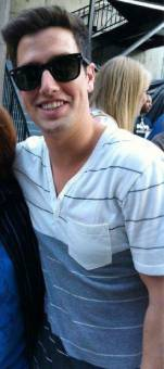 Logan Henderson.