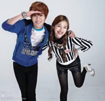 Taemin y Sully
