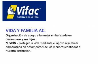 VIDA Y FAMILIA (VIFAC)