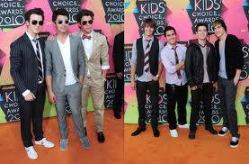 jonas brothers y big time rush