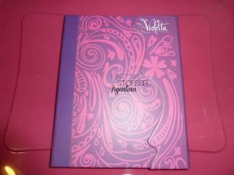 el diaro de violetta