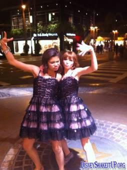 bella and zandaya show.