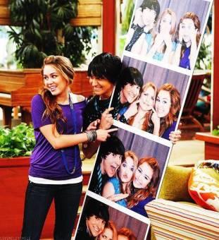 Miley/Hannah (Miley Cyrus)