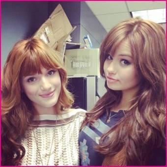 Bella con Debby