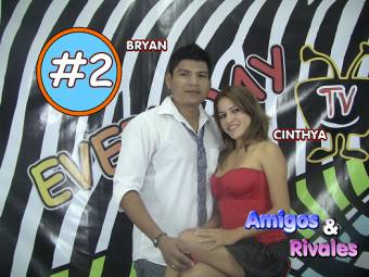 BRYAN Y CINTHYA