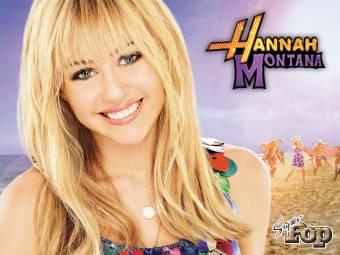 Con la peluca de Hannah Montanna...(me gusta)