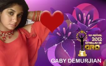 GABY DEMURJIAN