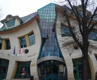 Casa onduladas . Sopot - Polonia