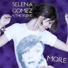 A mi me gusta Selena Gommez y mi cancion favorita es more