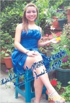Lesbia Rosibel Godoy Paz (NUFED EL CEDRO)