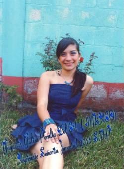 Yaquelin Yulisa Peralta Del Cid  ( INBACO)