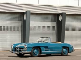 Mercedes Benz SL300  $1.000.000