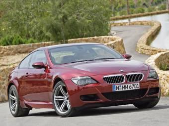BMW M6  $ 376.330