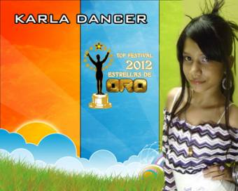 Karla dancer