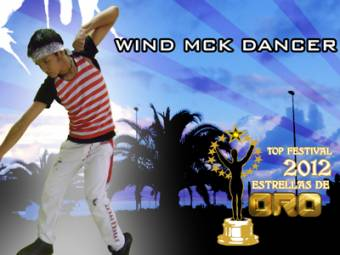WIND MCK dancer