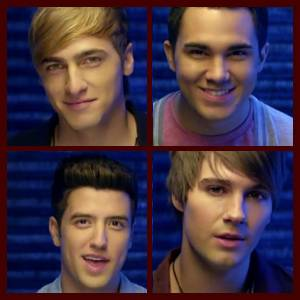 "BIG TIME RUSH ""music sounds better with you """