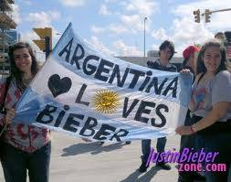 beliebers argentinas