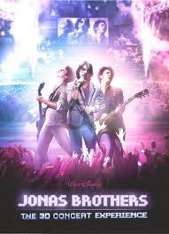 Jonas Brothers 3D Concert Expirience