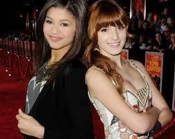 Zendaya y Bella